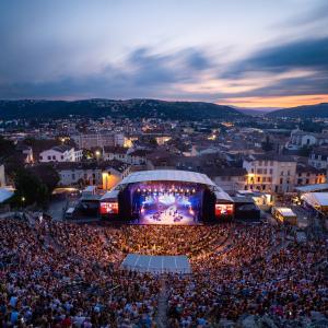 Jazz à Vienne © Arthur Viguier