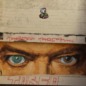 Street art in Lyon - LV