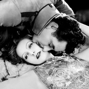 Flesh and the Devil by Clarence Brown (1926) with Greta Garbo and John Gilbert © Warner Bros. Ent. All rights reserved