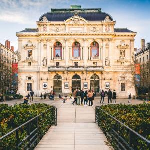 """The """"Theatre des Célestins"""" in Lyon, amazing place! . . . . ."""
